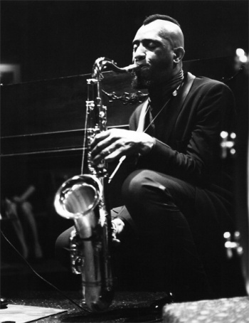 Sonny-Rollins-with-Mohawk-by-Lee-Tanner